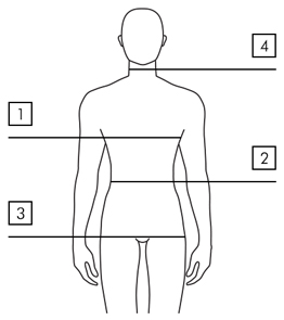 Size guide men